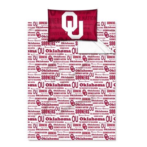 Oklahoma Sooners Throw Pillow - 2