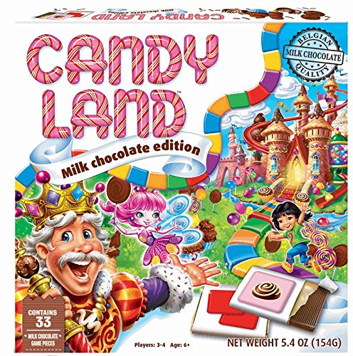 Candy Land Chocolate Game Box 1017592 by Candyland