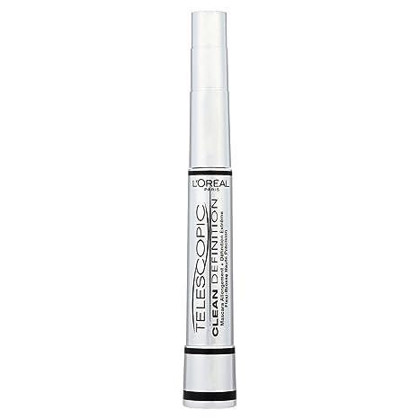 5061ac9550a L'Oréal Paris Telescopic Clean Definition, Black 8 ml: Amazon.co.uk: Beauty