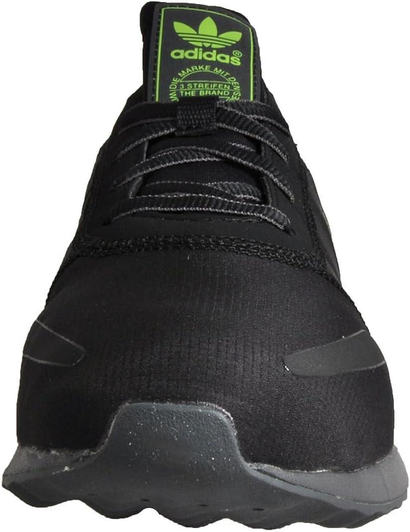 adidas Los Angeles, Baskets Basses Homme Noir Black Black