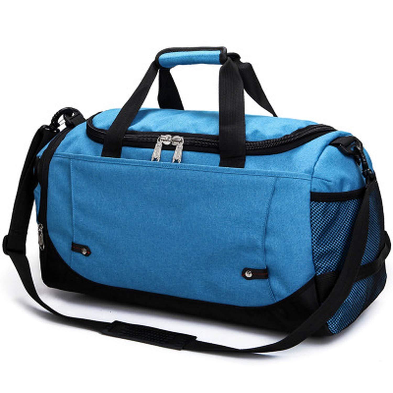Large Gym Sports Duffle Bag Training Yoga bag,w rd