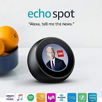 best Amazon Echo Spot reviews