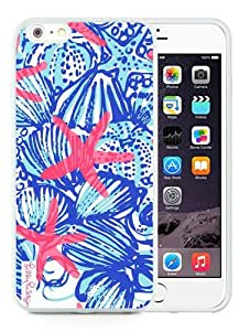 Unique iPhone 6 Plus/iPhone 6S Plus TPU Screen Case ,Popular And Durable Designed Case With Lilly Pulitzer White iPhone 6 Plus/iPhone 6S Plus 5.5 Inch TPU High Quality Phone Case