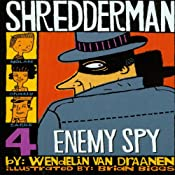 Shredderman: Enemy Spy | Wendelin Van Draanen