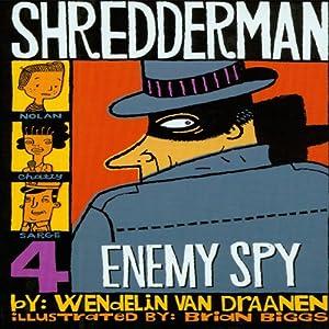 Shredderman Audiobook
