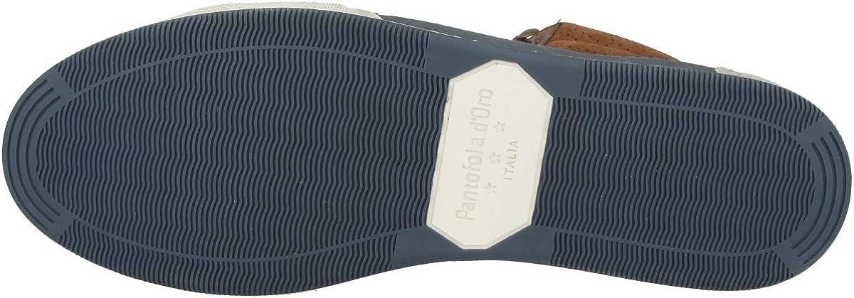 Pantofola d'Oro Cervaro Uomo Mid Baskets pour homme Tortoise Shell 10203033 Jcu