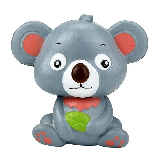 3 opinioni per Bluestercool Squishy Koala Grande Slow Rising Squeeze Stress Reliever Giocattolo