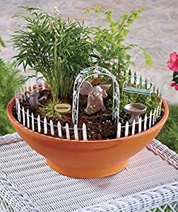 Fairy Garden Kit 7 Piece Set Other Products Garden Outdoor