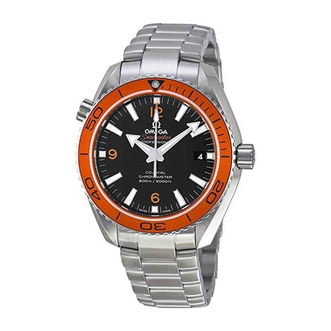 Omega 232.30.42.21.01.002 - Wristwatch Men's, Stainless Steel Strap