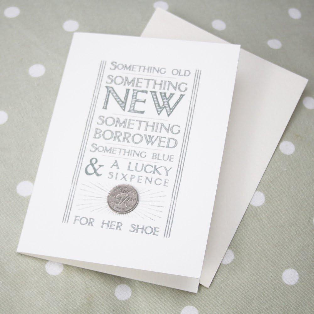 """Wedding Sixpence /""""Something Old something New/"""" Buy it Now"""