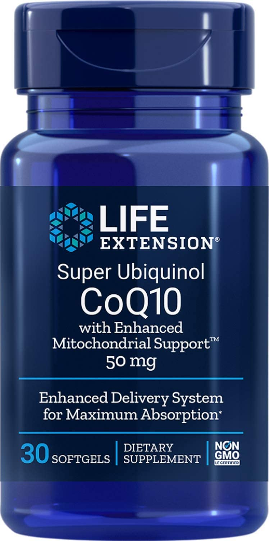 suplemento CoQ10