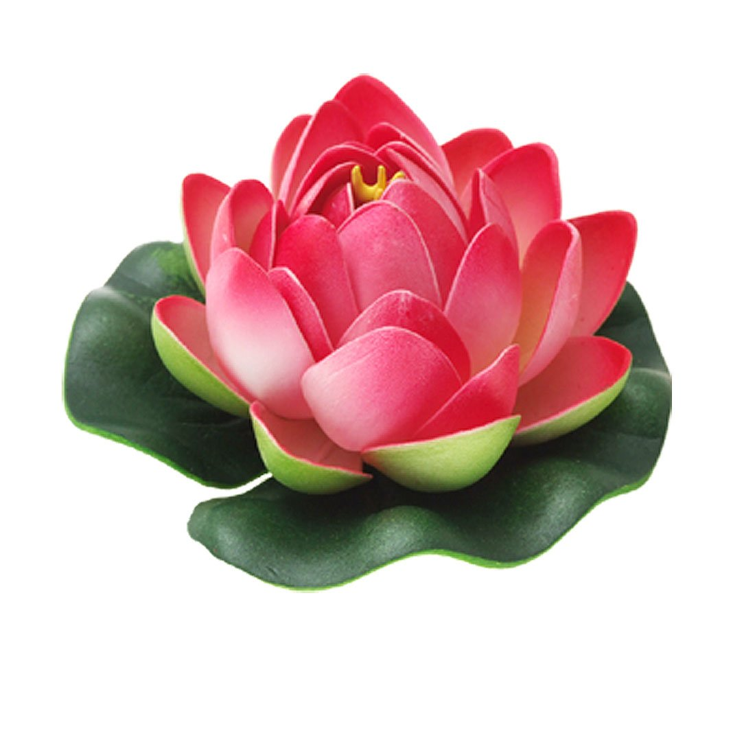 Amazon Uxcell Foam Fish Tank Floating Lotus Flower Decoration