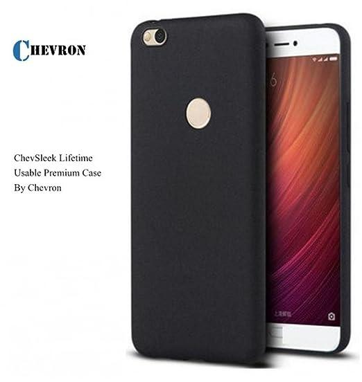 wholesale dealer 36e97 8ac2c Chevron C36 Case Cover for Xiaomi Redmi 4 (Simply Black)