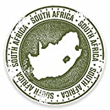 2 x South Africa Travel Luggage Stickers
