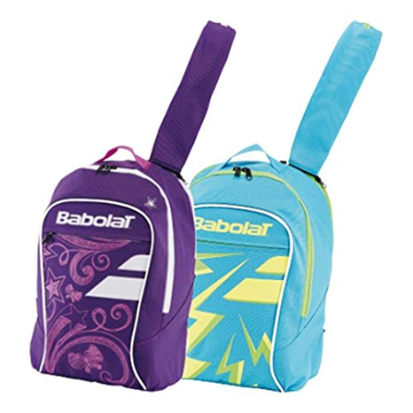 Amazon.com   Babolat Junior Club Line Backpack (Purple)   Sports ... 3c3c3c89f27fa