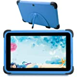 Kids Tablet 7 Inch Android 10 Tablet Kids Learning Tablet Android WiFi Tablet for Children Toddlers Bluetooth for Home School