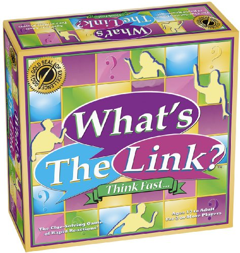 WHATS THE LINK? Board Game