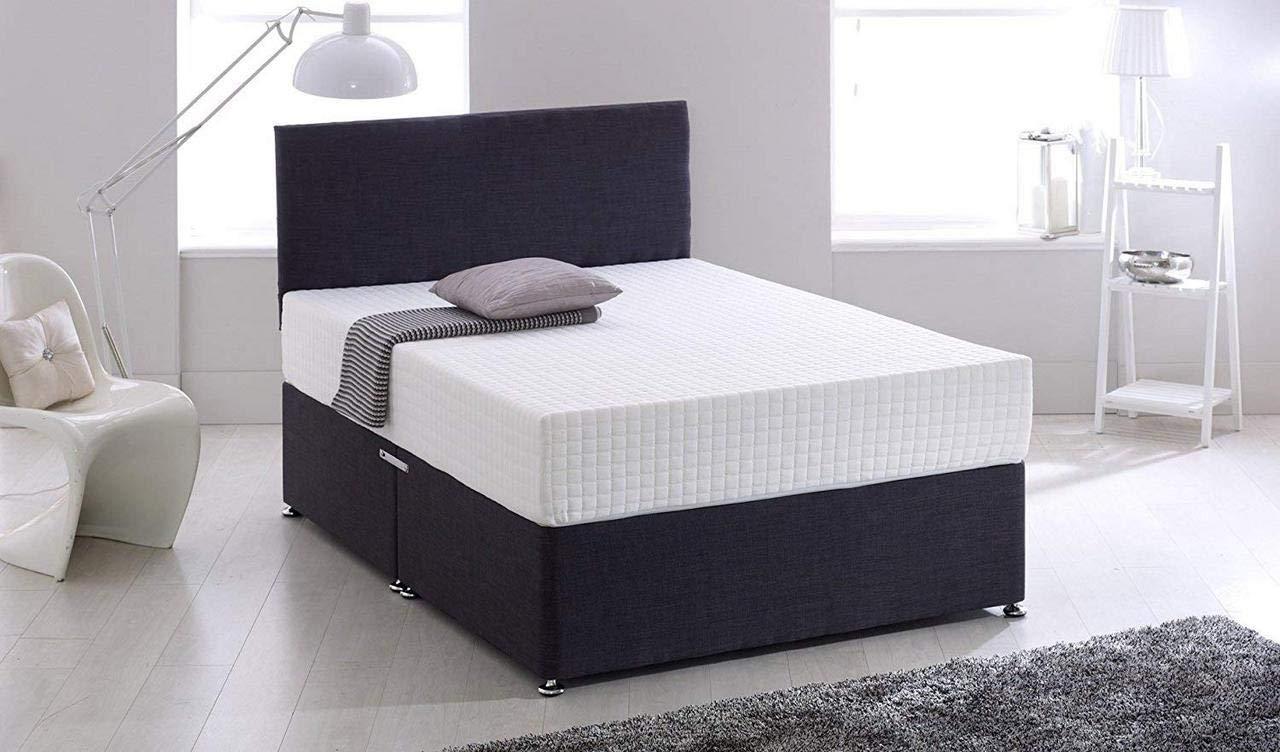 Wake-Up Ortho Memory Foam 8 Inch King Size Mattress (75x72x8)