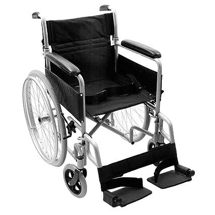 NRS Healthcare - Silla de ruedas autopropulsada transit-lite ...