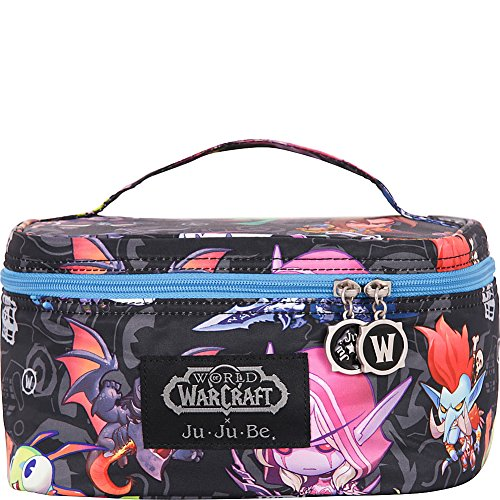 Ju-Ju-Be World of Warcraft Be Ready Cosmetic Case