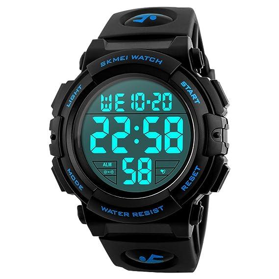 a4c697ed31f2 Reloj Deportivo Digital para Hombre