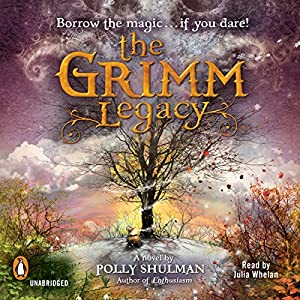 The Grimm Legacy Audiobook