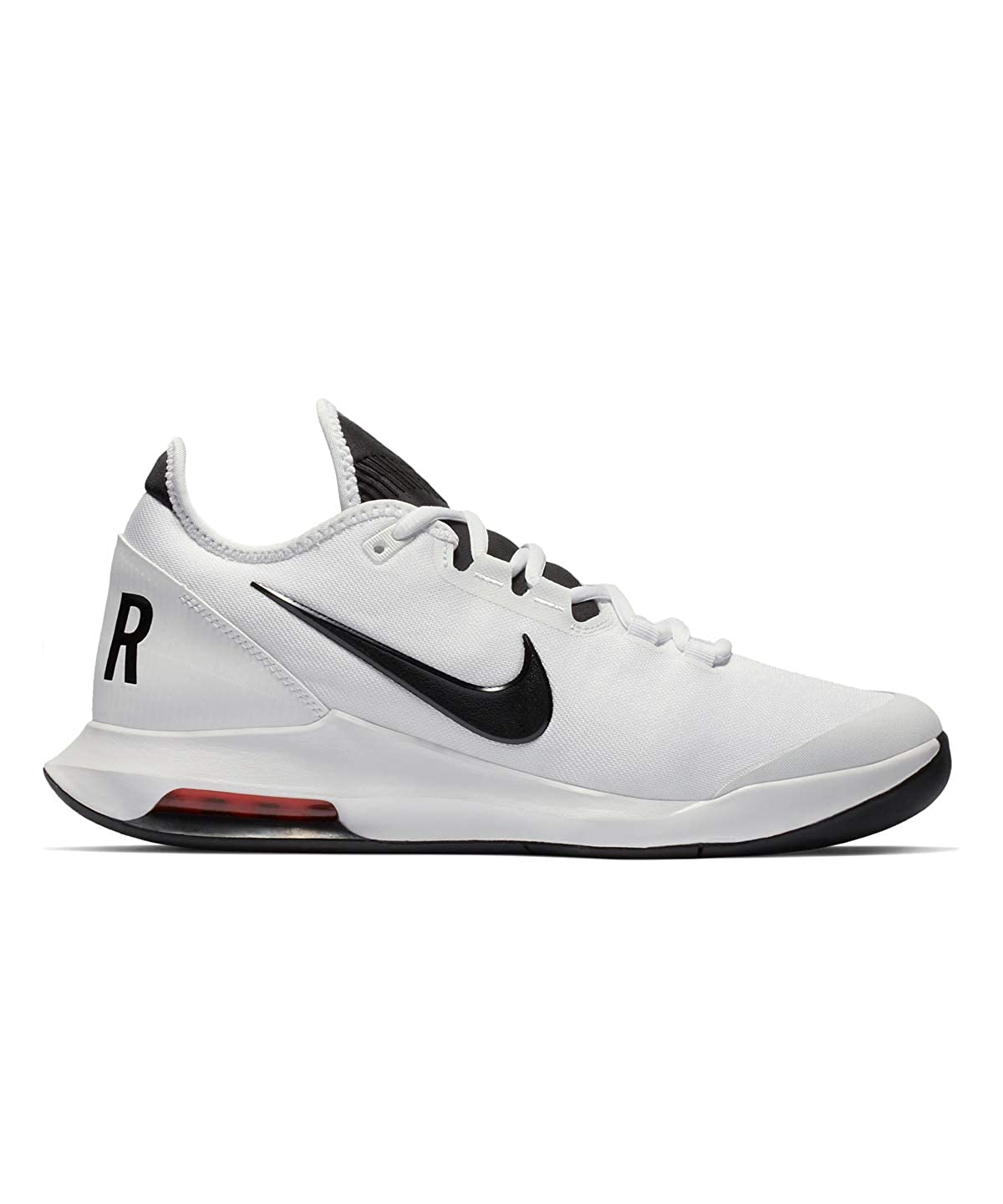 ad51392f8a63 Amazon.com | Nike AO7351-100: Men's Air Max Wildcard Red/White/Black Tennis  Sneakers | Basketball