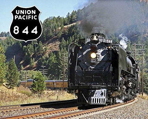 Union Pacific 844 8
