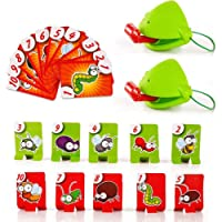Tongue Catch Bugs Game, Lizard Tongue Eating Pest Board Games, Funny Family Desktop Game Interactive Toys, Educational…