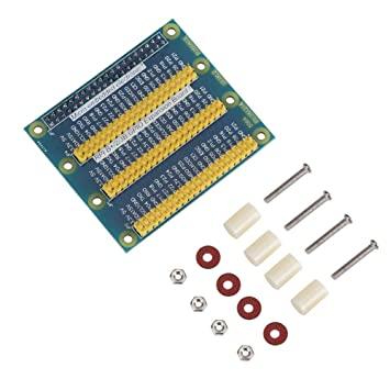 Tosuny Raspberry Pi 2 Modelo B Tarjeta de expansión GPIO ...