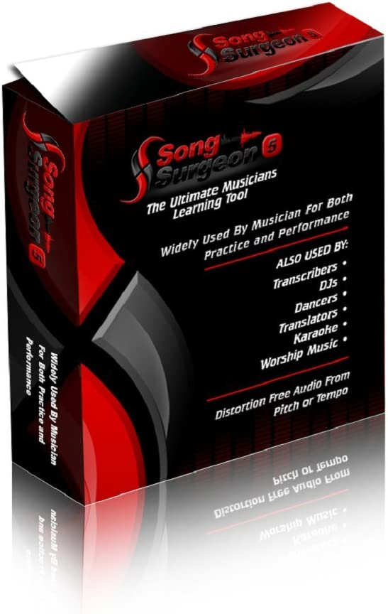 Song Surgeon Pro (Ver. 5 Win or Mac OSx)