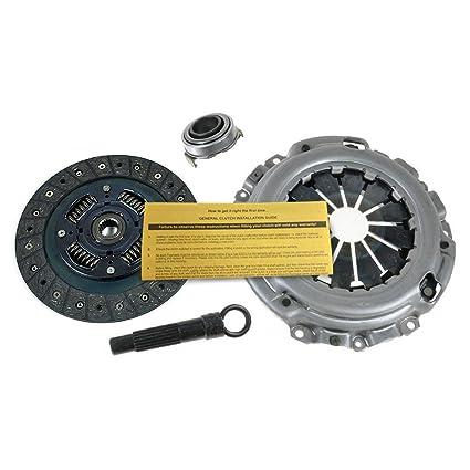 Amazon.com: EFT SPORT HD CLUTCH KIT fits 2006-2014 HONDA CIVIC DX LX EX GX HF 1.8L SOHC: Automotive