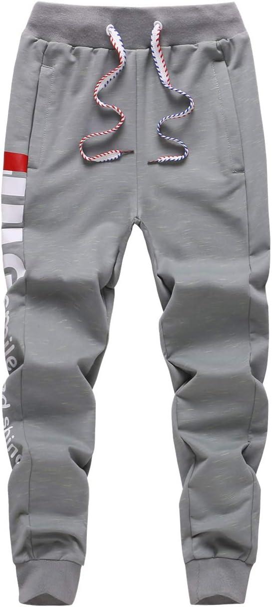 Pantaloni Tuta Cotone Ragazzi LAUSONS Pantaloni Sportivi Bambino