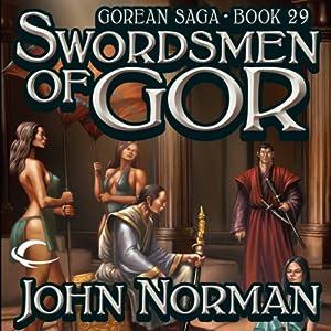 Swordsmen of Gor Audiobook