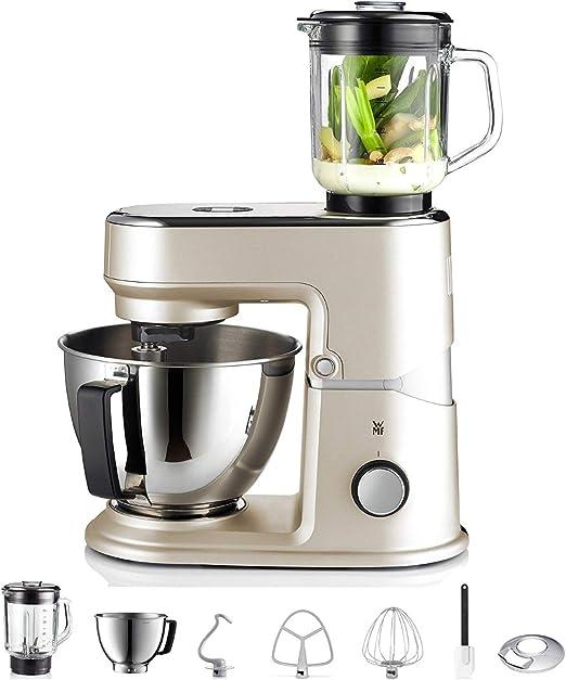 WMF 04.1644.0001 - Robot de cocina (3 L, Marfil, 16000 RPM, 1 m ...