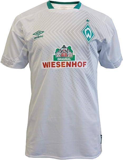 Umbro Werder Bremen 3. Shirt 201819, white green, XXXL