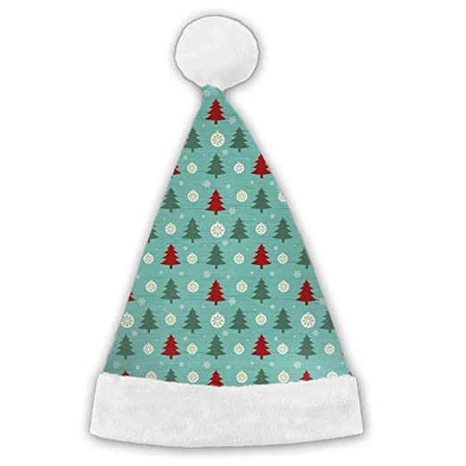 christams tree party headwear hat santa claus merry christmas gifts cap for adults and children