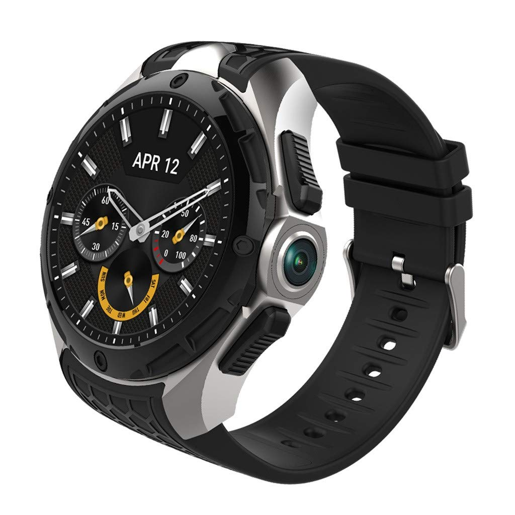 Amazon.com: AllCall W2 3G Android 7.0 Quad Core Smart Watch ...