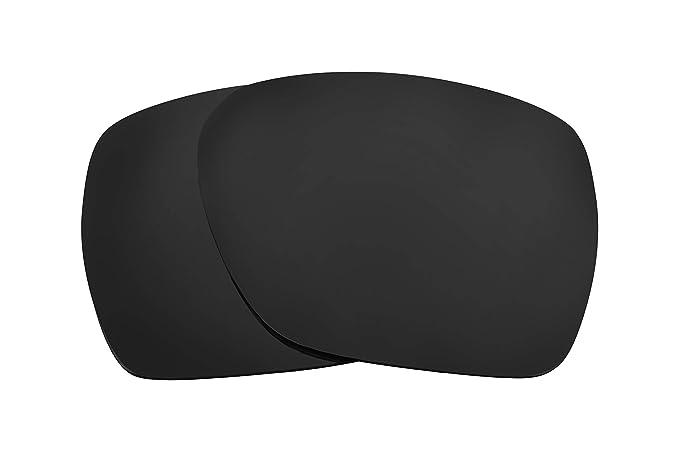 43b686dd6b DEVIATION Replacement Lenses Polarized Black by SEEK fits OAKLEY Sunglasses