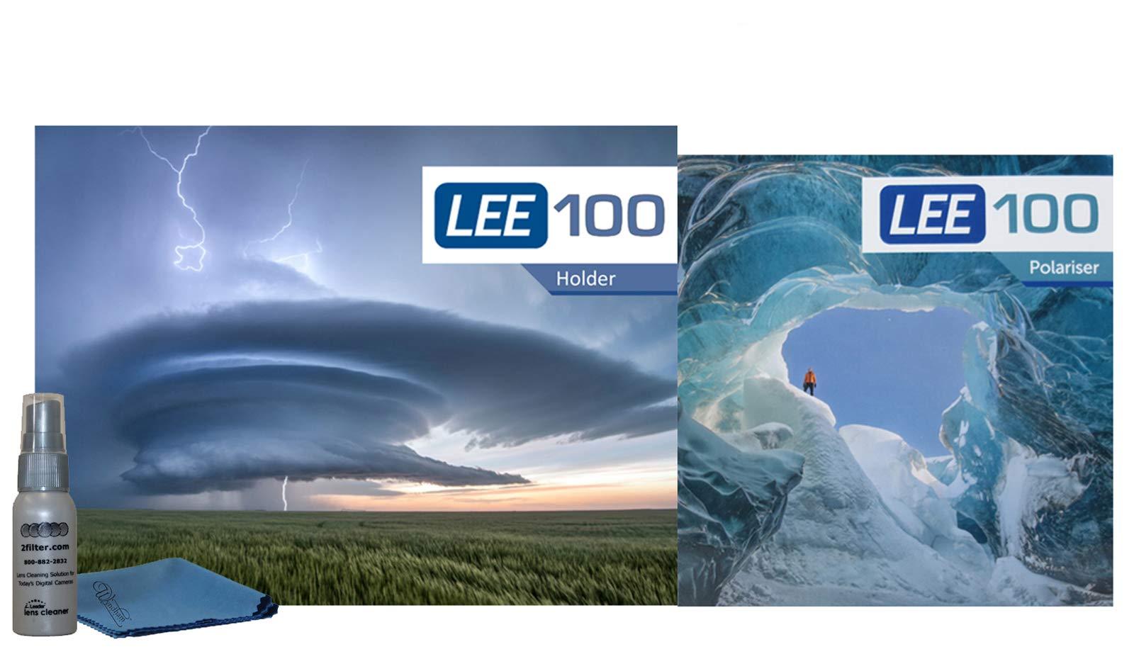 LEE Filters LEE100 Filter Holder and LEE Filters LEE100 Polarizer