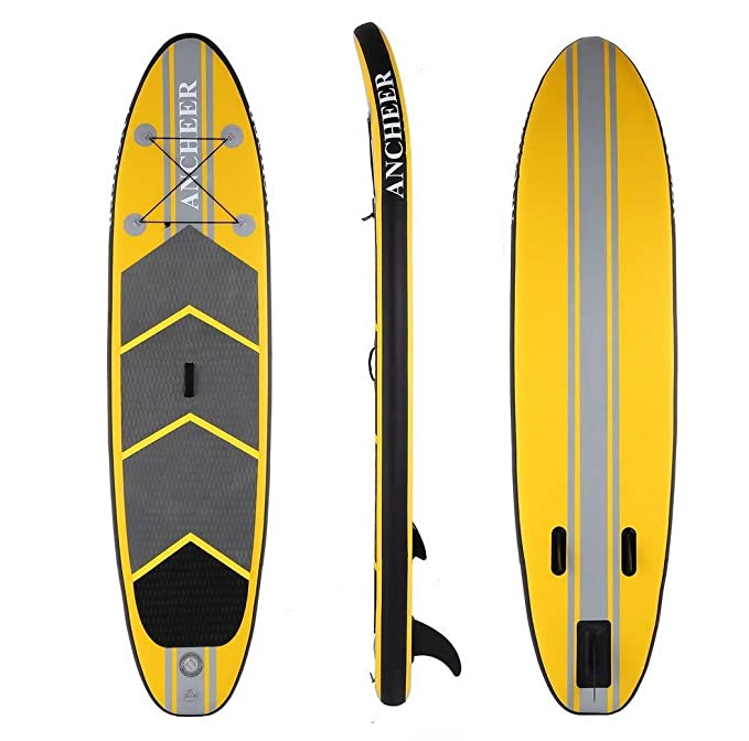 Lonlier Tabla Hinchable Paddle Surf iSUP con Paddle Ajustable ...