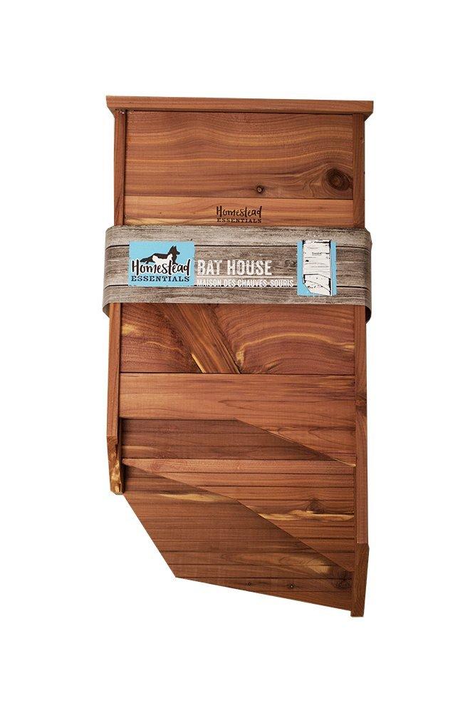 Homestead Essentials Cedar Double Bat House