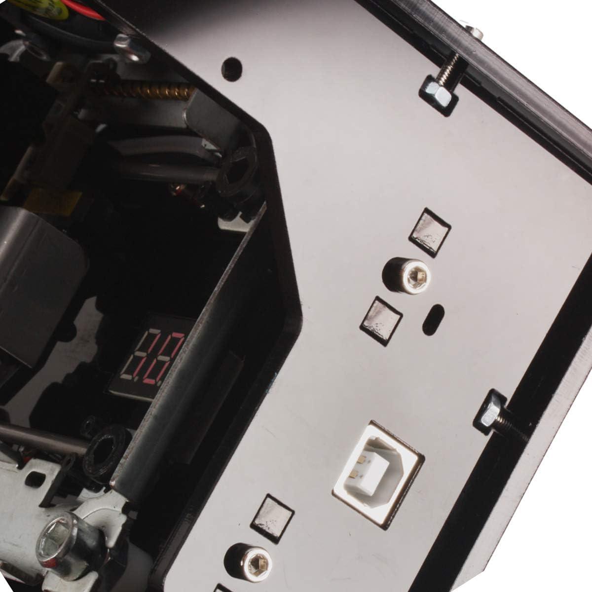 Baugger Diy Graviermaschine Dk-Bl 3000Mw Lasergravierer 450Nm Smart Ai Mini Graviermaschine Wireless Bt Print Engraver Bt 4.0 f/ür Ios//Android-Verbindung