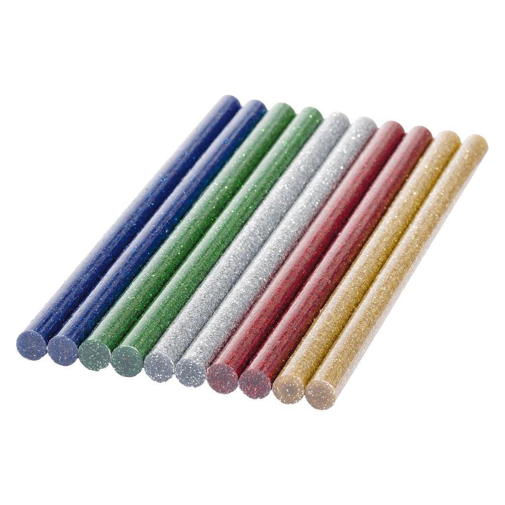SODIAL(R) 7 mm x 100mm Diameter Glue Sticks