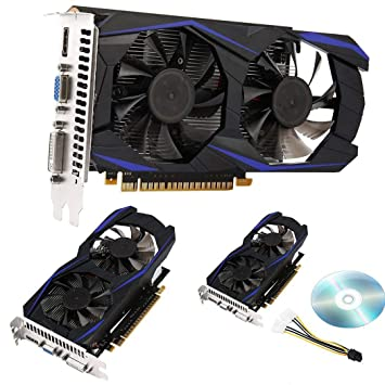 Oldhorse Tarjeta Grafica GeForce GTX 970 4GB DDR5 Graphics Card para Gaming Accesorios de informática