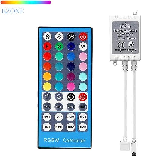 6 Styles Keys IR Remote Wireless Controller for 3528 5050 RGB LED Strip Light