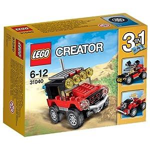 LEGO Creator 31040 - Wüstenflitzer