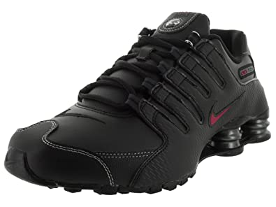 Shox NZ Leather Running Shoes