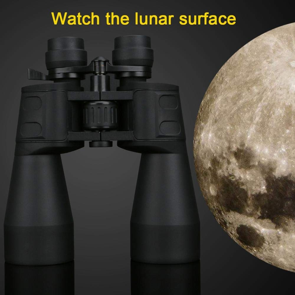 BAACHANG Borwolf 10-380X100 Gran Aumento de Largo Alcance de Zoom 10-60 Horas for Cazar telescopio binoculares de Alta definici/ón Professiona Zoom