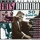 Fats Domino - 50 Greatest Hits